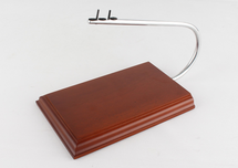Super Elite Mahogany Stand (Fits most Executive Series models)