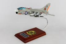 A-7B Corsair II US Navy 1/48 Mahogany Display Model