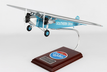Fokker FVII Southern Cross 1/40 Mahogany Display Model