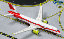 Air Baltic A220-300, YL-CSL Gemini Diecast Display Model