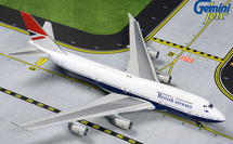 British Airways B747-400, G-CIVB Gemini Diecast Display Model