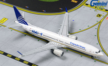 Copa Boeing 737 MAX 9, HP-9901CMP Gemini Diecast Display Model