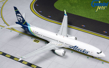 Alaska Airlines 737 MAX 9, N913AK Gemini Diecast Display Model