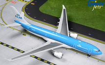 KLM Royal Dutch Airlines A330-200, PH-AOM Gemini Diecast Display Model