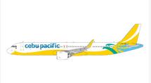 Cebu Pacific Airbus A321neo RP-C4118 Gemini Diecast Display Model