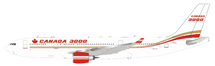 Canada 3000 Airbus A330-200 C-GGWD With Stand