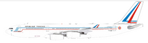France Air Force Airbus A340-200 F-RAJB With Stand
