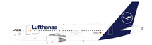 Lufthansa Airbus A319-114 D-AILK With Stand