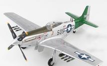 P-51D Mustang USAAF 506th FG, 457th FS, #44-72551, Abner Aust, Iwo Jima, 1945