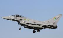 Typhoon FGR.Mk 4 RAF No.3 Sqn, ZJ927, Libya, 2011