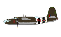 Boston Mk IV RAF No.88 Sqn, BZ405, England, 1944