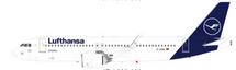 Lufthansa Airbus A320-271N D-AINN With Stand