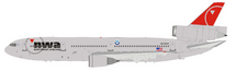 Northwest Airlines McDonnell Douglas DC-10 N239NW With Stand