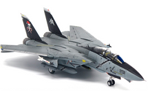 F-14B Tomcat USN VF-103 Jolly Rogers, AA201 Santa Cat, USS Enterprise, 1996