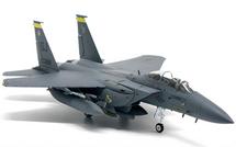 F-15E Strike Eagle USAF 4th TFW, 336th TFS Rocketeers, #88-1691, Al Kharj AB, Saudi Arabia, Operation Desert Storm 1991