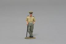 Lt. John F Kennedy (free-form circular base) WWII, single figure