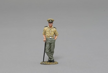 Lt. John F Kennedy (free-form circular base) WWII, single figure