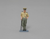 Lt. John F Kennedy (gray rectangular base), WWII single figure
