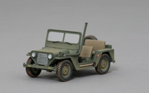 M151 Mutt Jeep in USMC Markings, WWII