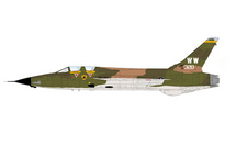 F-105G Thunderchief Wild Weasel USAF 561st TFS Wild Weasels, #63-8320, Vietnam