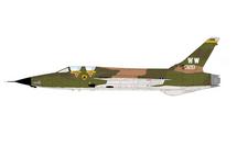 F-105G Thunderchief Wild Weasel USAF 561st TFS Wild Weasels, #63-8320, Vietnam War, 1967