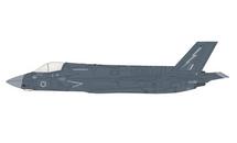 F-35B Lightning II JSF RAF No.207 OCU, ZM151, RAF Marham, England, 2019