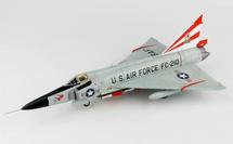 F-102A Delta Dagger USAF 526th FIS, #56-1210, Ramstein AB, Germany, 1963