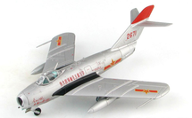 J-5 Fresco PLAAF 24th Div, Red 2671, Li Chunguang, China, 1966