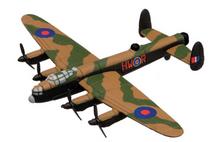 Avro Lancaster RAF Corgi Collectors Showcase Display Model