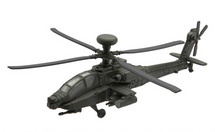 AH-64D Longbow Apache Corgi Collectors Showcase Display Model