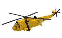 Sikorsky SH-3 Sea King RAF Corgi Collectors Showcase Display Model