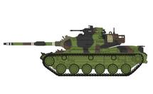 M60A3 Patton ROC Marine Corps, Taiwan