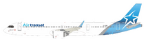 Air Transat Airbus A321NEO C-GOIE With Stand
