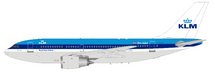 KLM Royal Dutch Airlines Airbus A310-203 PH-AGA With Stand