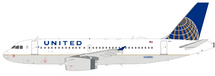 United Airlines Airbus A319-132 N4888U With Stand