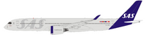 Scandinavian Airlines SAS Airbus A350-900 SE-RSA With Stand