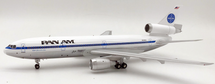 Pan Am McDonnell Douglas DC-10-30 N84NA Polished With Stand