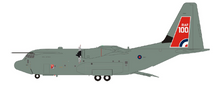 UK Air Force Lockheed Martin C-130J Hercules C5 (L-382) ZH887 With Stand