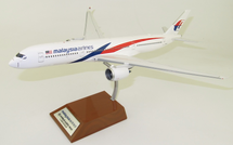 Malaysia Airlines Airbus A350-941 9M-MAD With Stand, Limited 36 pieces