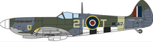 Supermarine Spitfire Mk.IXe 443 Squadron, Royal Canadian Air Force, 1944