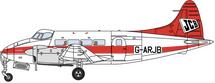 DH.104 Dove JCB, G-ARJB