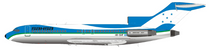 SAHSA Boeing 727-100 HR-SHF With Stand