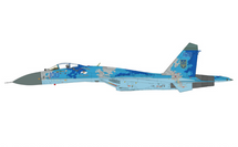 Su-27 Flanker-B Ukrainian Air Force, Blue 100, Ukraine