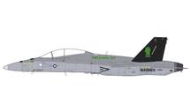 F/A-18D Hornet USMC VMFA(AW)-121 Green Knights, VK01, MCAS