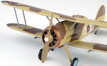 Gladiator Mk I RAF No.94 Sqn Iraq Conversion Flight, L7616
