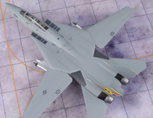 F-14D Tomcat USN VF-31 Tomcatters