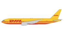 DHL B777F N705GT Gemini Jets Diecast Display Model