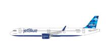 JetBlue A321neo N2002J (balloon design on tail) Gemini 200 Diecast Display Model