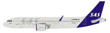 Scandinavian Airlines SAS Airbus A320-200 SE-ROJ With Stand