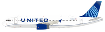 United Airlines Airbus A320-200 N449UA With Stand